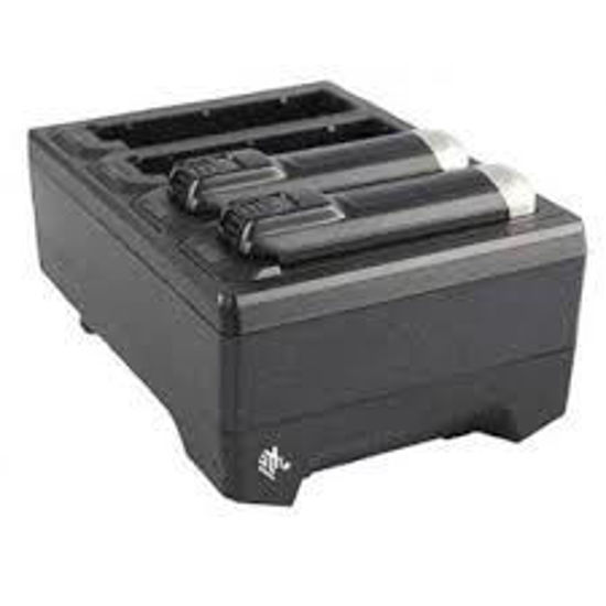 Picture of WT6000/RS6000 - 4-Slot Battery Charger Kit